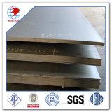 placa de acero laminada en caliente de 1500mm*6000mm*6m m ASTM A36 con la voladura de epoxy roja de la pintura de fondo y de arena