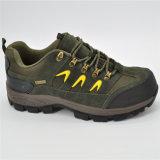 Стильный кожаный верхний заказ 1000 Ufa043 ботинок безопасности минимальный