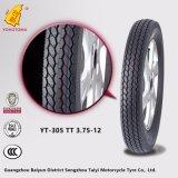 Neumáticos durables estupendos de la motocicleta para el triciclo 400-8
