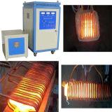 Fornace calda della forgiatrice del riscaldamento di induzione del metallo del tondo per cemento armato di chilowatt Wh-VI-50