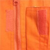 De verse Beschermende Arbeid Workwear van het Gas van de Petroleum van de Kleur Met het Embleem van de Douane