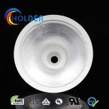 LED 컵 G120는 플라스틱을있다 알루미늄 삽입을%s 가진 Coverd 금속을 입혔다