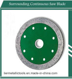De ononderbroken Diamant van de Rand zag Ceramisch Blad voor het Snijden van Ceramisch Porselein