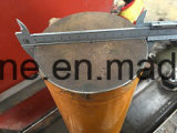 Machine hydraulique automatique de brique de machine/argile de brique de machine à paver de la saleté Qt1-10