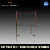 Sicherheits-schnelles Verschluss-Rahmen-Baugerüst