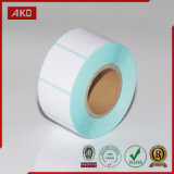 Etiqueta de precio con papel adhesivo térmico superior Ah1001