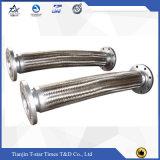 Tubulação de aço inoxidável/mangueira flexível da câmara de ar