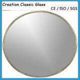 Miroirs Décoratifs de 2mm, de 3mm, de 4mm, de 5mm et de 6mm avec le Certificat D'OIN
