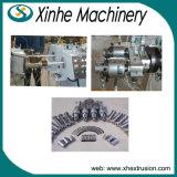 Linha de produção da cavidade do PE dois/máquina da extrusora/máquina extrusora do Gêmeo-Parafuso