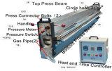 Sistema di vulcanizzazione di raffreddamento ad acqua per il nastro trasportatore di PVC/PU