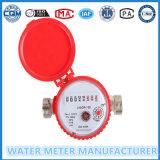 Único tipo quente do rotor do medidor de água
