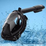 [إسبرث] 180 درجة منظر [سنوركل ديفينغ] قناع جهاز تنفس تحت الماء [فولّ فس]