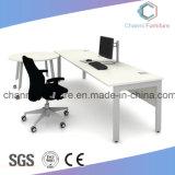金属フレームの白いカラー優雅なオフィスの管理表