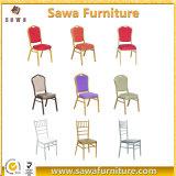 家具のレンタル安い価格の販売のための鋼鉄卸し売り宴会の椅子