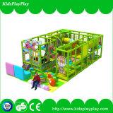 Patio de interior del equipo travieso del castillo del juego de niños