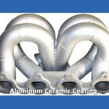 배출 분대 터보 주거 터보 충전기를 위한 플라스마 높이 방열 세라믹 살포 코팅은 다기관 경주용 차 Automotors를 밀어준다