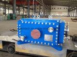 Wbh 600 breiter Kanalblech-Typ Wärmetauscher/Platte und Rahmen-Wärmetauscher/Block-Wärmetauscher