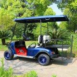 Carrello di golf elettrico personalizzato dei 4 passeggeri per il terreno da golf