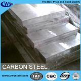 S45c/C45 piatto d'acciaio, acciaio al carbonio S50c, piatto C45 del acciaio al carbonio di S45c