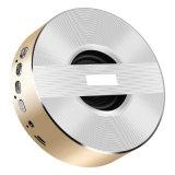 Mini altavoz sin manos aux. sin hilos portable del TF Bluetooth del rectángulo de sonidos de la música A5 de los altavoces estéreos de Subwoofer con el Mic