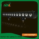 단 하나 줄 크리 사람 LED 표시등 막대 Offroad 모는 바 빛
