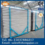 Трубопроводы прямых связей с розничной торговлей фабрики гибкие гальванизированные Corrugated