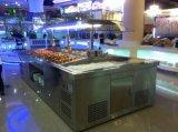 Barra di insalata commerciale per il buffet dell'hotel