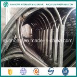 Molde de cilindro de aço inoxidável em máquinas de fabricação de papel
