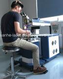修理型のセリウムISO SGSの証明のための新しいMold200 Wlaserの溶接機の自動アーム