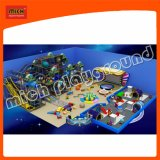 Do tema novo do espaço de Mich equipamento interno do divertimento para crianças