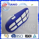 Nuevas sandalias laterales suaves de los niños del PVC (TNK50049)