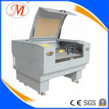 Il doppio laser dirige la macchina per incidere di gomma (JM-640T)