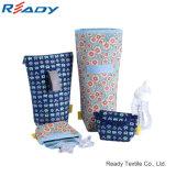 Kundenspezifischer Microfiber Isolierbeutel-Eis-Kühlvorrichtung-Beutel für Baby-Flasche