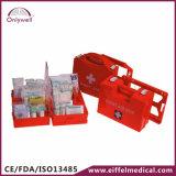 아BS DIN13169 큰 공장 응급 의료 응급조치 상자