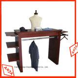 小売りの洋品店のための金属の衣服の表示家具