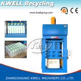 Het Afval van de hoge Efficiency kleedt het In balen verpakken Machine/de Plastic het In balen verpakken Machine/Pers van het Papierafval