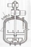 De Tank van Solidiffication van het Roestvrij staal van Tonx