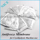 Membranes anti congélation pour la cryolipolyse