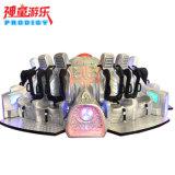 Equipamento de diversão interior Prodigy Flying Saucer UFO Rides Machine