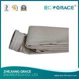 Saco de filtro acrílico para a indústria de cimento Flitration