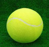 """"""" pelota de tenis gigante de gran tamaño 9.5 para la diversión del animal doméstico de los adultos de los niños"""