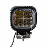 Luz do trabalho do diodo emissor de luz da qualidade 48W da venda quente a melhor fora da estrada para o caminhão