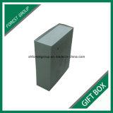 Caixa de papel do cartão Foldable do bloco liso para o empacotamento do fato