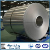 De met een laag bedekte & In reliëf gemaakte Beschikbare Rol van het Aluminium