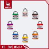 BdJ01手錠の長さのジャケットの安全パッドロックはすべて使用できる着色する