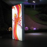 Segのアルミニウム二重味方されたライトボックスを広告する高品質の異なった様式