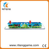 Die Büchse- der Pandora4 Säulengang-Steuerknüppel-Spiel-Konsole mit 645 in 1 Jamma Gameboard