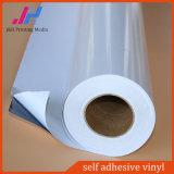 Etiqueta do vinil dos materiais da impressão do PVC (120GSM /140GSM)