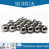6.35m m 304 bolas de acero inoxidables para la venta