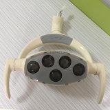 Tubi dentali della lampada 5PCS di alta qualità LED con i tasti di memoria